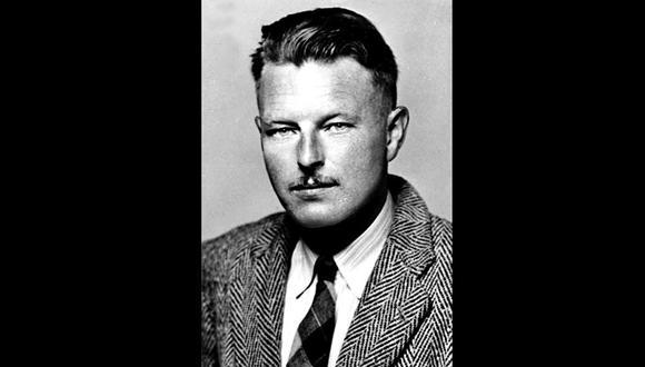 Lowry en 1946. Su dipsomanía lo llevó a ser considerado un 'escritor maldito'. [Foto: Archivo]