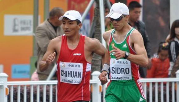Pavel Chihuán disputará dos pruebas en Juegos Olímpicos de Río