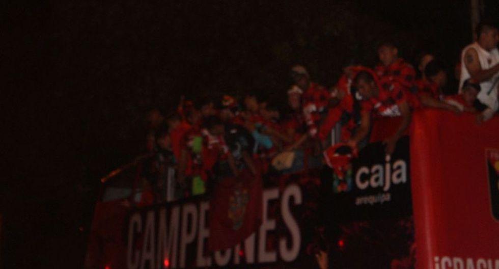 Melgar y su fiesta en Arequipa por el campeonato (FOTOS) - 17
