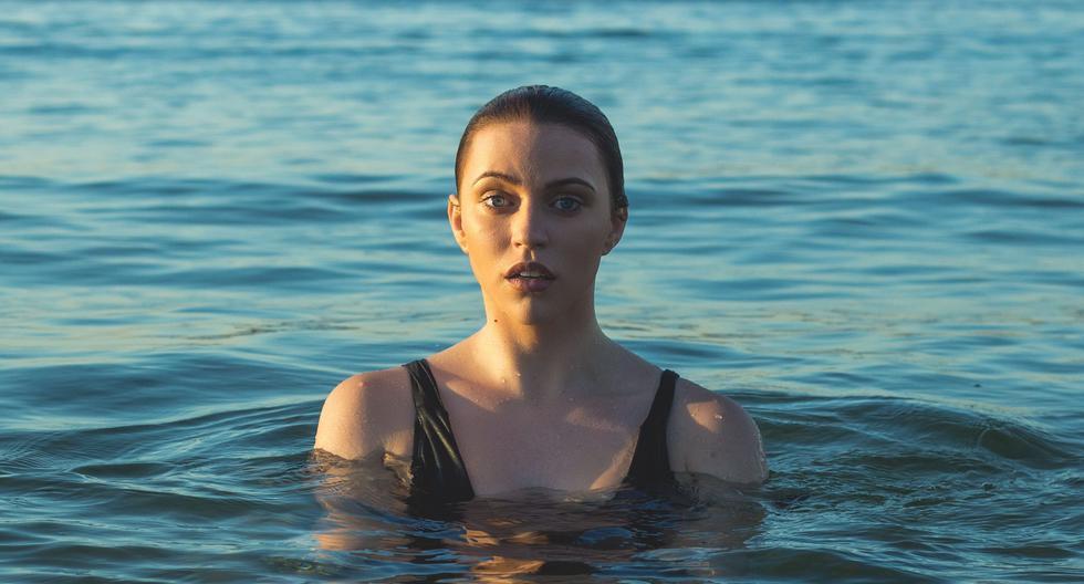 La escena protagonizada por la mujer y el gigantesco animal tuvo lugar en el océano Índico. (Foto: Referencial - Pixabay)