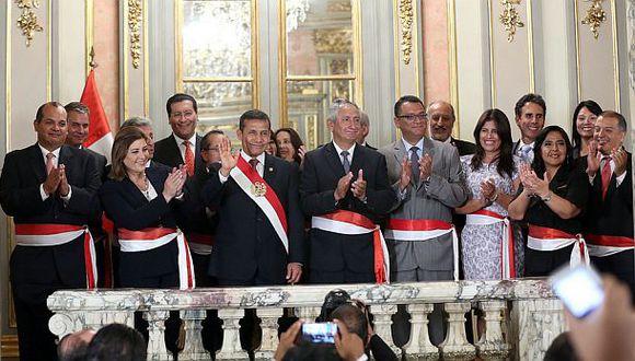 Gana Perú y la oposición: Caso Omonte debilita al Gabinete