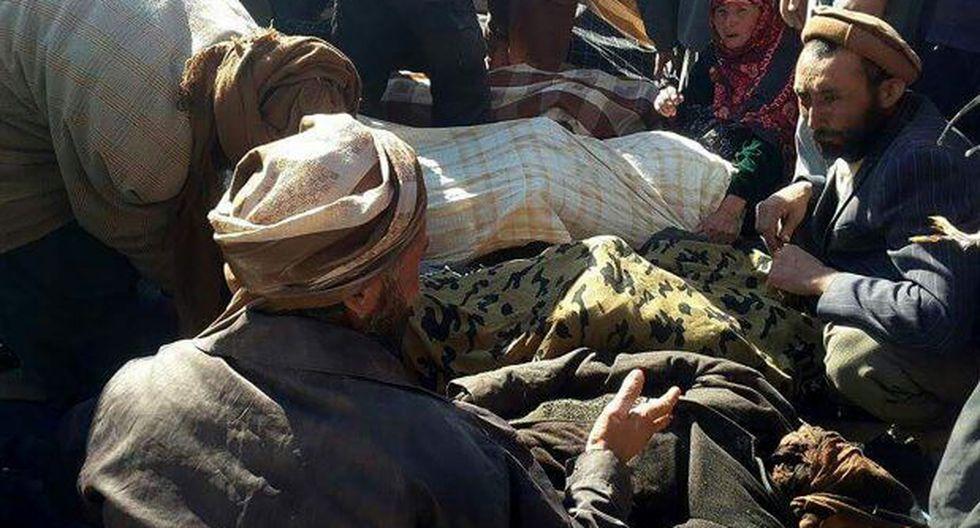 Afganistán: Estado Islámico secuestra y asesina a 30 civiles