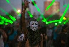 Un mes de un violento despertar que le cambió la cara a Chile