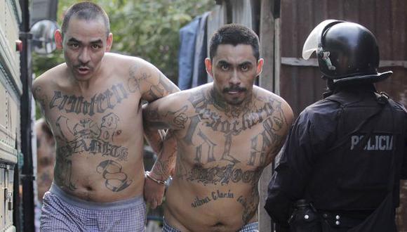 El Salvador declara terroristas a las pandillas MS-13 y la 18