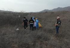 Lambayeque: vigilante desaparecido es encontrado muerto dentro de un saco