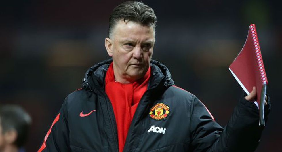 Manchester United: Van Gaal reveló que busca volante creativo
