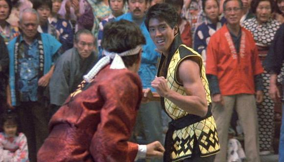 """Chozen podría llegar a la tercera temporada de """"Cobra Kai"""" y unirse a Daniel en Okinawa (Foto: Columbia Pictures)"""