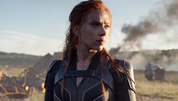 """""""Black Widow"""", con Scarlett Johansson como estrella, se presentará el 6 de noviembre. (Foto: Disney)"""
