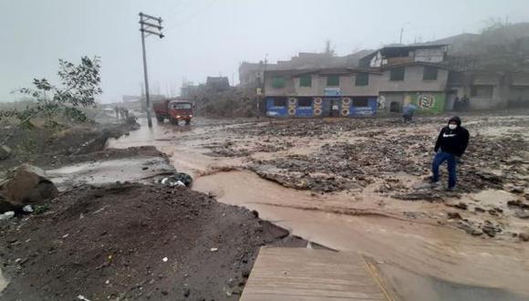 Una fotografía del COER-Arequipa.