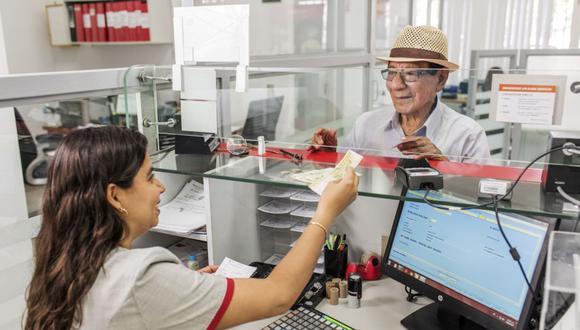 Adrián Armas, gerente de Estudios Económicos del Banco Central de Reserva, indicó que alrededor del 45% de los afiliados a las AFP (3,6 millones de personas) ya no cuentan con saldo en sus cuentas. (Foto: Andina)
