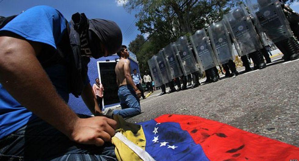 Venezuela: Lo que se sabe sobre la muerte de 6 estudiantes - 2
