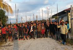 Federación indígena internacional respalda medidas tomadas por el pueblo awajún en la estación N° 5 del ONP