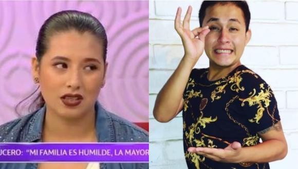 """Lucero tras asesinato de 'Liendrita': """"Mi conciencia está limpia"""". (Foto: captura de video)"""
