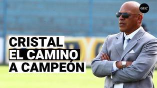 Liga 1: Sporting Cristal, el camino a campeón