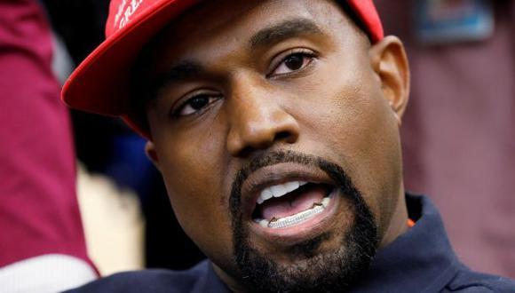 Kanye West. (Foto: REUTERS/Kevin Lamarque)