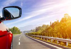 Feriado largo: 6 consejos que debes seguir para tu primer viaje en auto | FOTOS