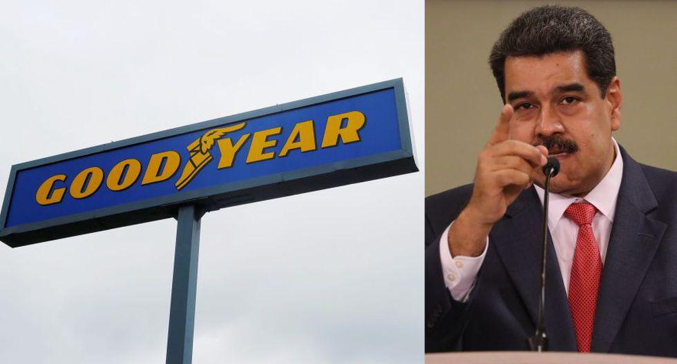 Venezuela: Gobierno de Nicolás Maduro toma planta de Goodyear. (AFP)