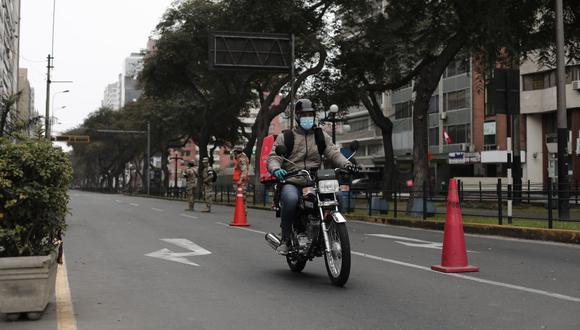 MTC amplía vigencia de licencias de conducir para mototaxis y motocicletas hasta marzo de 2021. (Foto: Leandro Britto / GEC)