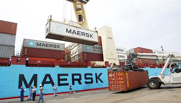 Perú tuvo déficit comercial de US$871 mlls. en primer bimestre