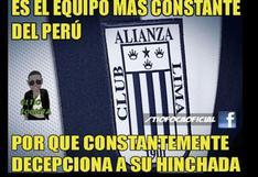 Alianza Lima vs Nacional: hilarantes memes tras una nueva derrota de los íntimos en la Copa Libertadores