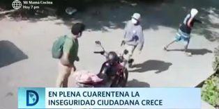 Coronavirus en Perú: la inseguridad aumenta pese a la pandemia