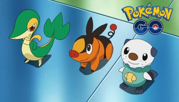 Los pokémones de Unova llegarán el 16 de setiembre. (Foto: TV Tokio)