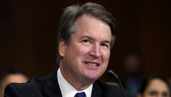 Senado de EE.UU. confirma a Brett Kavanaugh para integrar la Corte Suprema (Foto: AP)