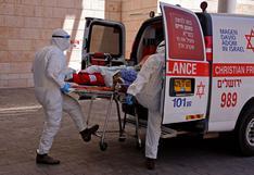 Israel registra récord de contagios de coronavirus de toda la pandemia con casi 11.000 casos en un día