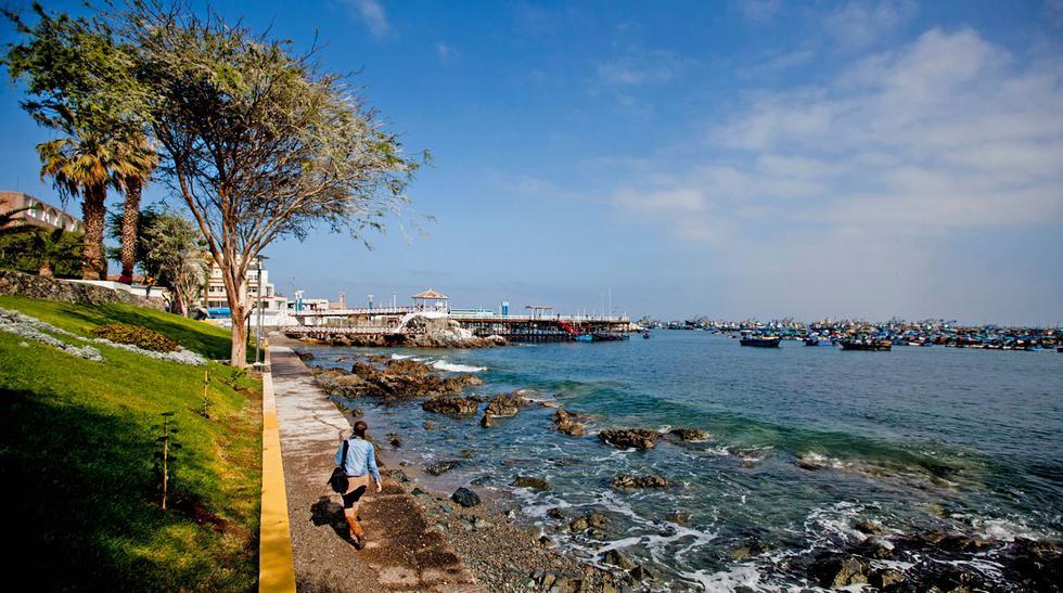 Visita los balnearios Puerto Inglés o Pozo de Lisas.(Foto: Archivo El Comercio)