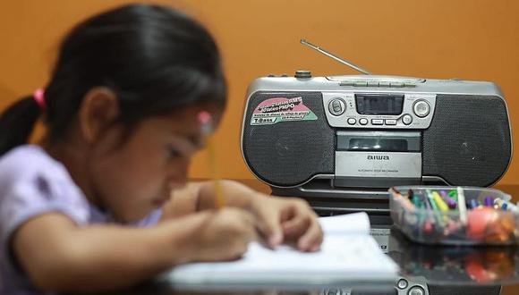 Aprendo en casa: programación para inicial, primaria y secundaria hasta el viernes 7 de agosto