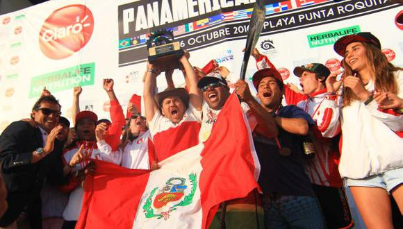 Perú logró 19 medallas sumando 13825 puntos por encima de Chile y Ecuador. (Foto: ITEA Comunicaciones / Andrés Lino)