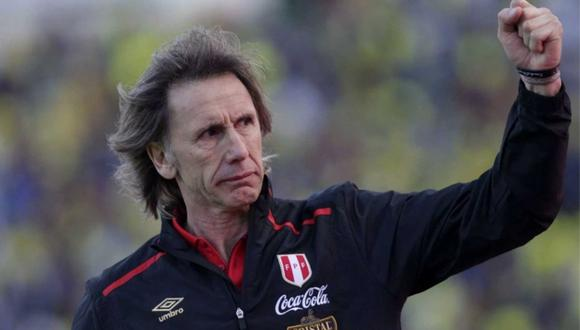 Ricardo Gareca se alista para afrontar la Copa América 2021 con la selección peruana.
