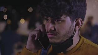 """""""¿No habrás ido de fiesta?"""": el video viral de la abuela con covid que despierta conciencia entre los jóvenes"""