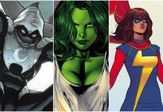 Disney+: She-Hulk, Moon Knight y Ms. Marvel llegarán al Universo Cinemático de Marvel