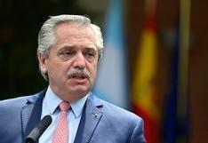Argentina: Alberto Fernández no aceptó renuncias en su gabinete