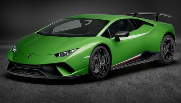 ¡Remataron un Lamborghini por US$4,500!