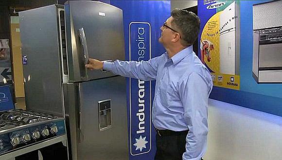 ¿Cuánto invertimos en la compra de cocinas y refrigeradoras?