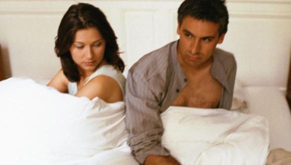 Se divorció por el insaciable apetito sexual de su esposa