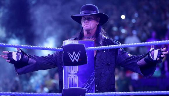 The Undertaker habría firmado una extensión de contrato por 15 años con la WWE en 2019   Foto: WWE