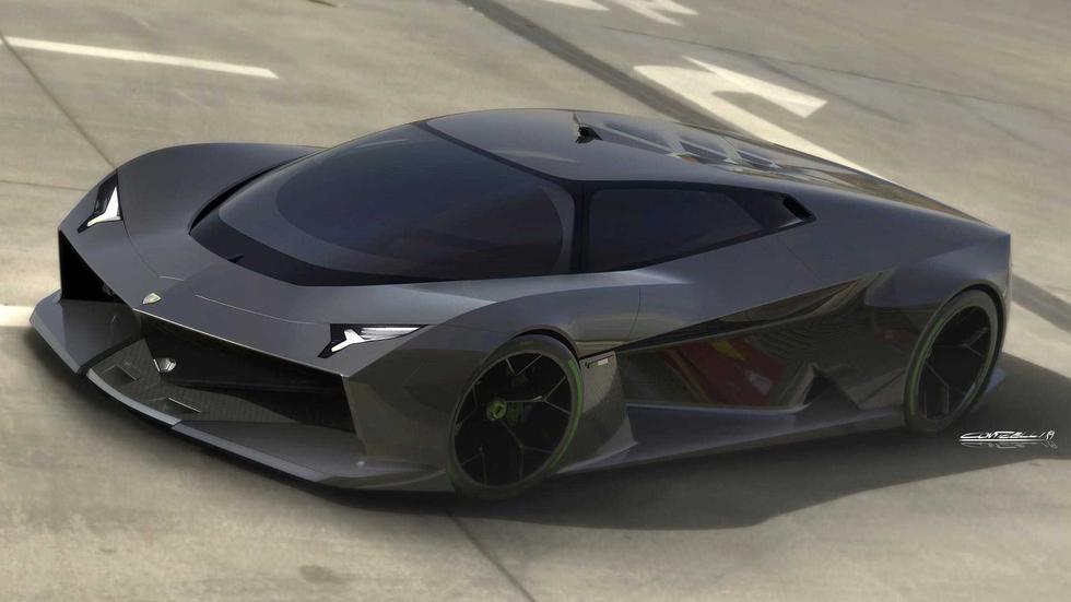 El nuevo hiperdeportivo de Lamborghini será presentado en el mes de setiembre como parte del Salón de Frankfurt. (Fotos: Gaspare Conticelli).