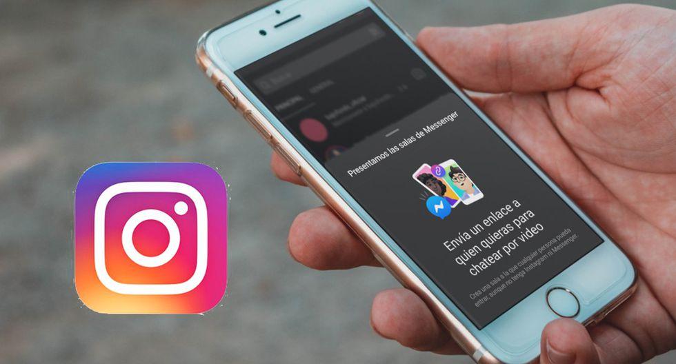 De esta manera podrás realizar videollamadas en Instagram con hasta 50 personas totalmente gratis. (Foto: Instagram)
