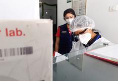 Huánuco: se intervino un laboratorio que alteraba resultados de las pruebas de coronavirus