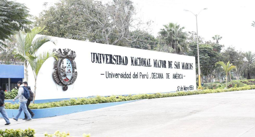 Universidad San Marcos lidera lista de investigadores en el Perú. (GEC)