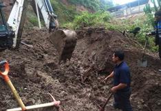 Cusco: mujer de 70 años falleció tras caída de huaico en Limatambo