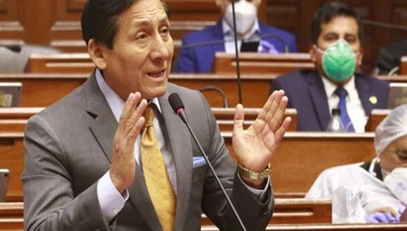 La Comisión de Ética rechazó investigar al congresista Carlos Almerí. (Foto: Congreso)