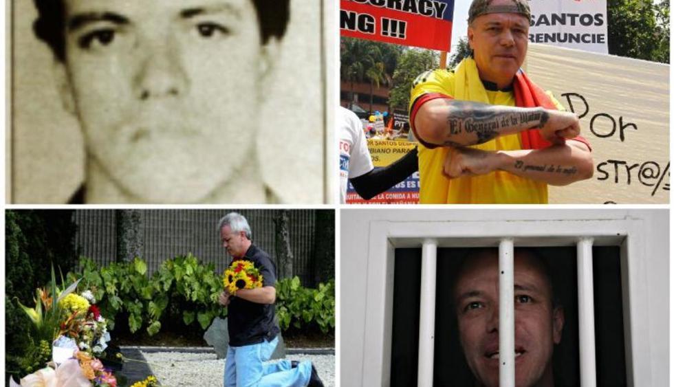 """Jhon Jairo Velásquez, más conocido como 'Popeye', falleció a los 57 años. Su vida estuvo marcada por la relación que tuvo con Pablo Escobar, de quien era sicario. (Foto: """"El Tiempo"""" de Colombia, GDA)."""