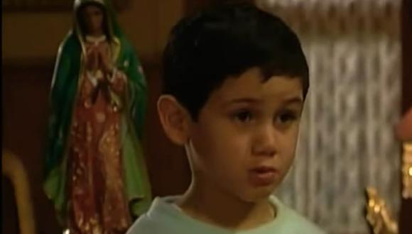 """Rayito de luz"" fue una miniserie infantil que se estrenó en época navideña del año 2000 (Foto: Televisa)"