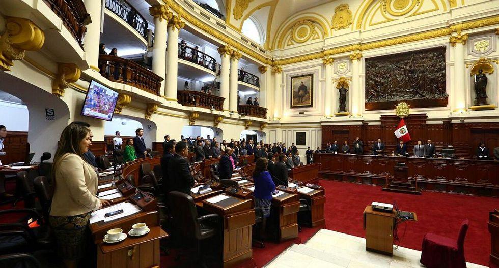 Con motivo de las fiestas navideñas, el Congreso entregará tarjetas por el valor de S/1.500 a los parlamentarios, empleados y pensionistas. (Foto: El Comercio)