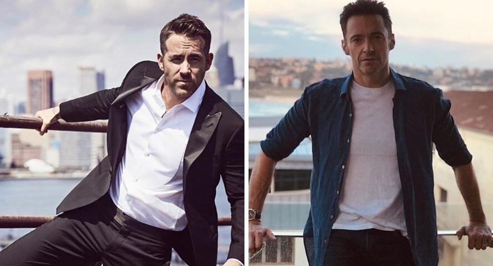 Ryan Reynolds y Hugh Jackman tienen una larga amistad que se ha caracterizado por sus constantes bromas. (@vancityreynolds /@thehughjackman)