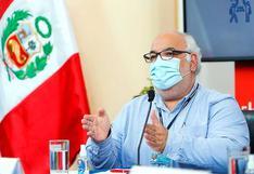 Exviceministro de Salud no se arrepiente de haber recibido vacuna experimental contra el COVID-19